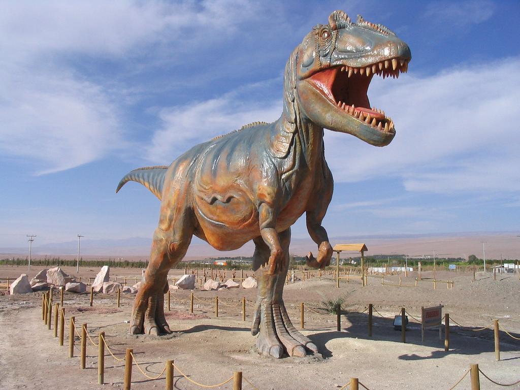 Dinosaurios en Chile, Pica