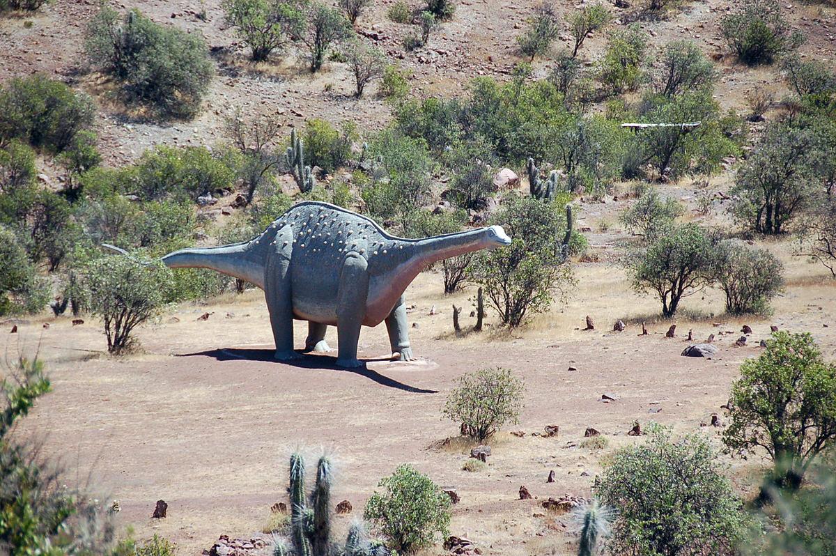 Dinosaurios en Chile - Pichasca