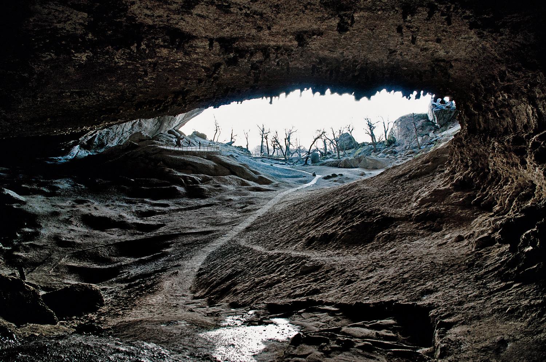 Dinosaurios en Chile - Cueva del Milodón