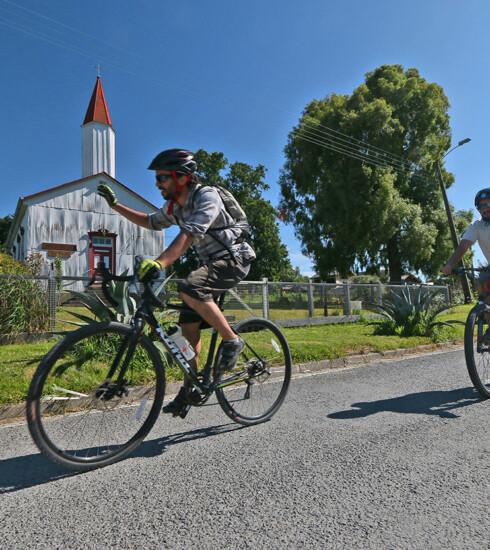 Bicicleta Lago LLanquihue